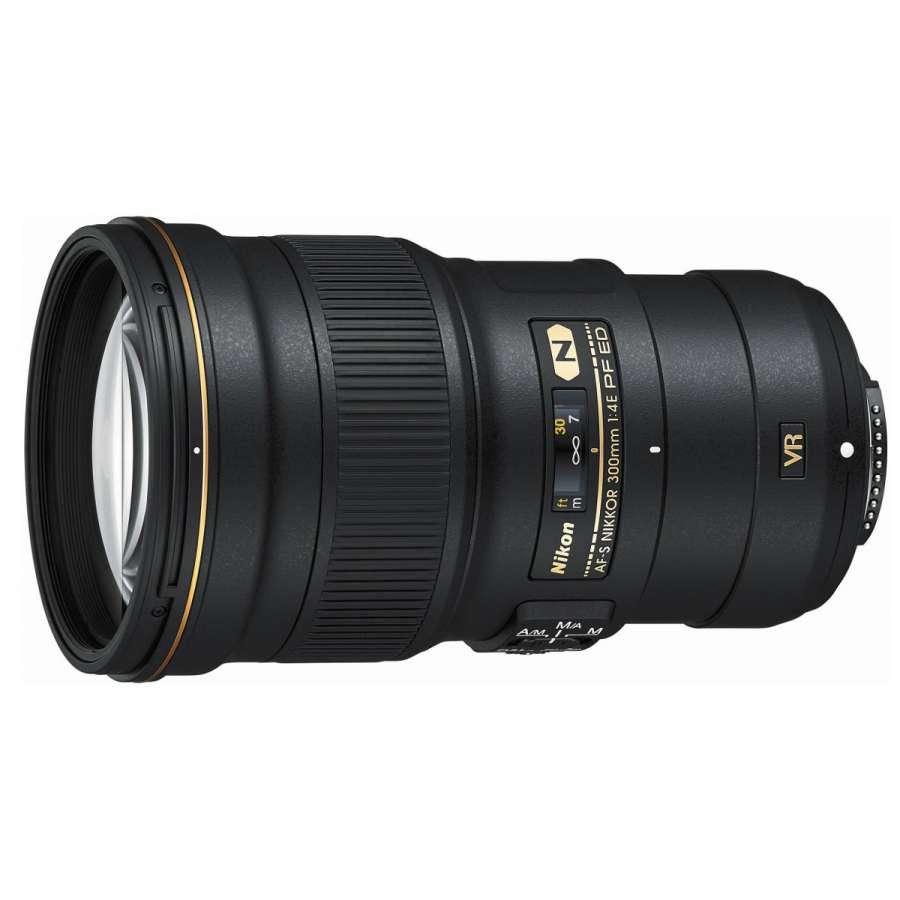 NIKKOR (S) FX 300mm F/4E PF AF-S G ED VR