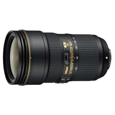 NIKKOR FX 24-70mm F/2.8E AF-S ED FL VR