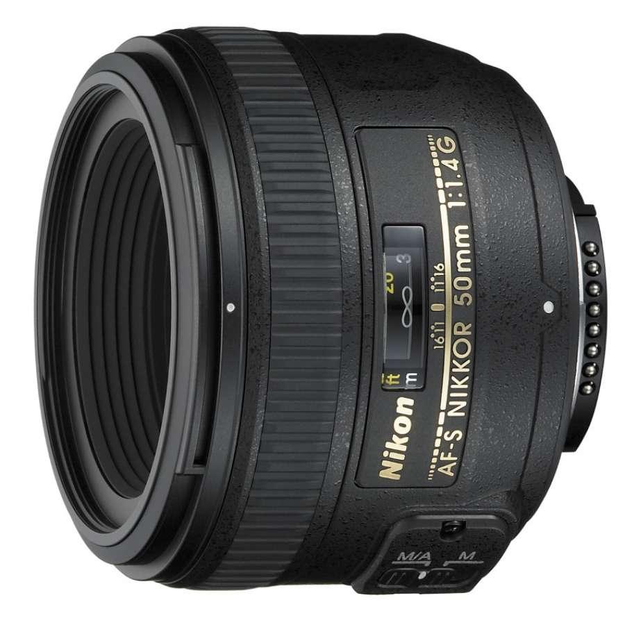 NIKKOR FX 50mm F/1.4 AF-S G