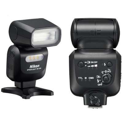 NIKON SB-500 SPEEDLIGHT UNIT