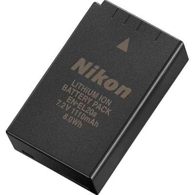 NIKON EN-EL20a Recharcheable Li-ion Battery