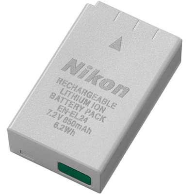 NIKON EN-EL24 Rechargeable Li-ion Battery