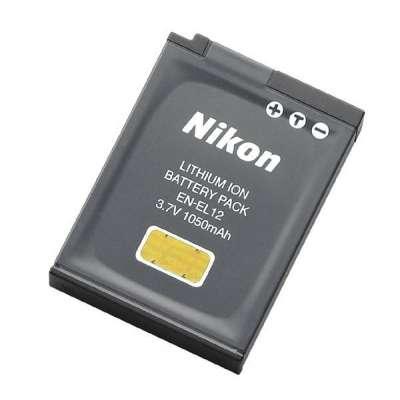 NIKON EN-EL12 Battery Rechargeable