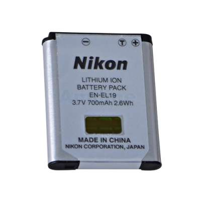 NIKON EN-EL19 Battery Li-ion Rechargeable