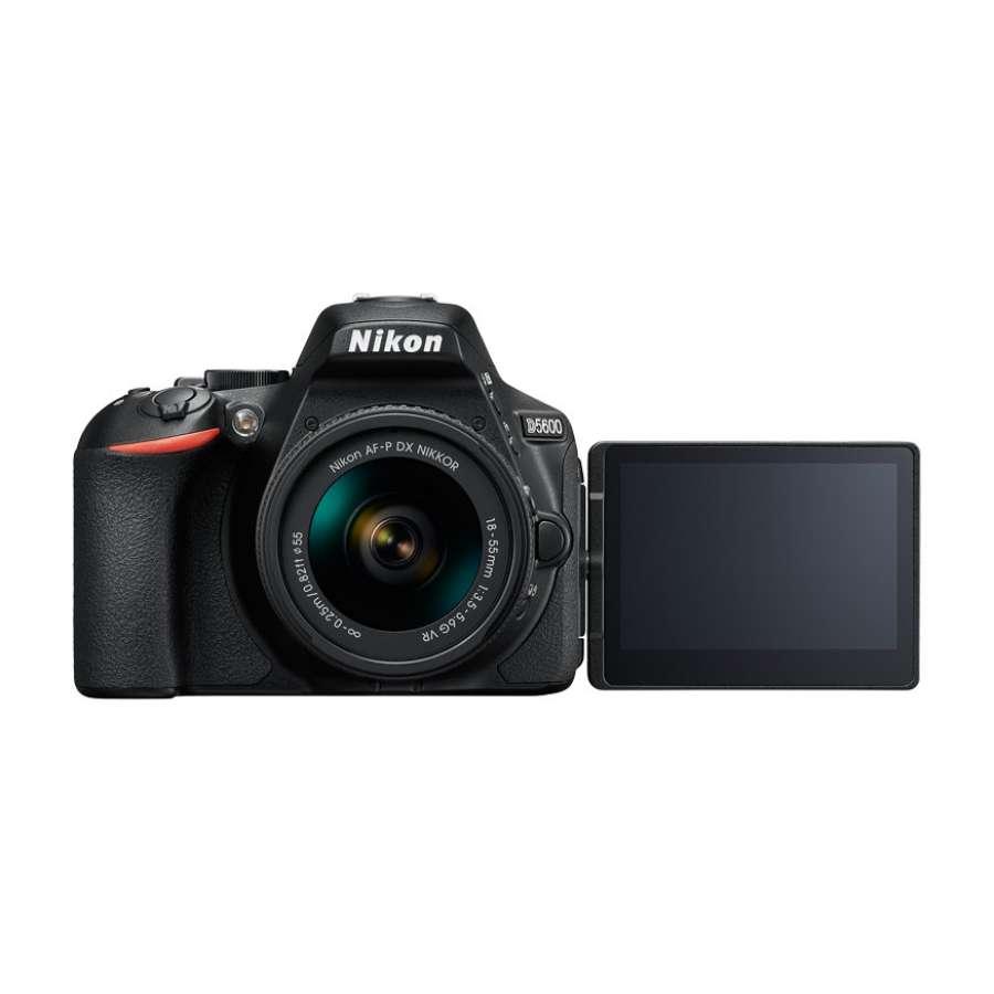 NIKON D5600 + AF-S 18-140 VR + SanDisk SD Ultra 16GB 80MB/s Class 10
