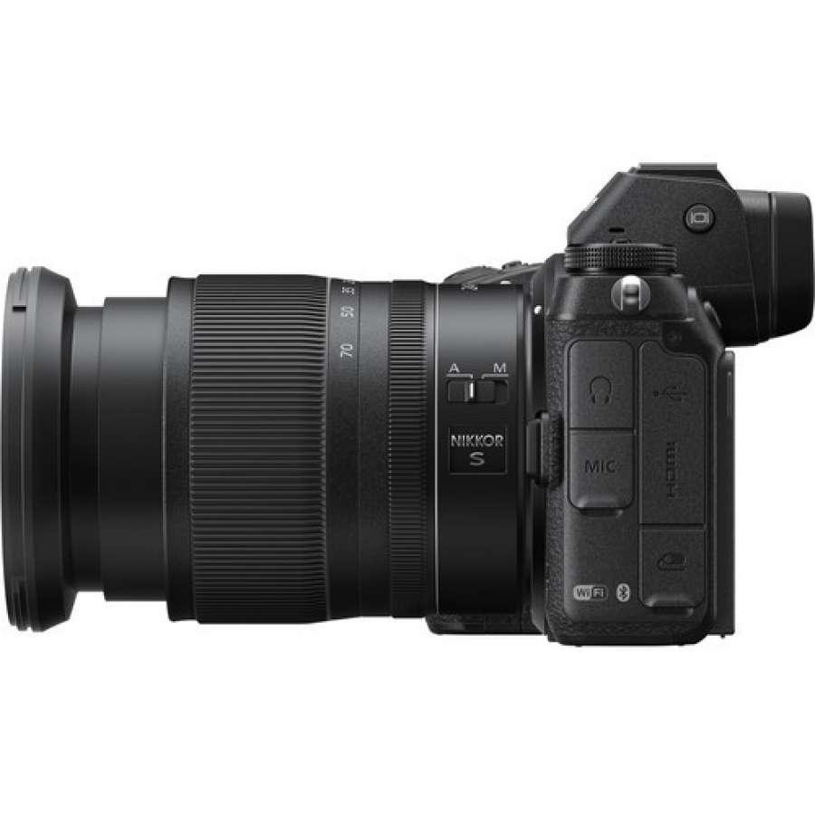NIKON Mirrorless Z6 + 24-70mm f4 + FTZ Adapter Kit