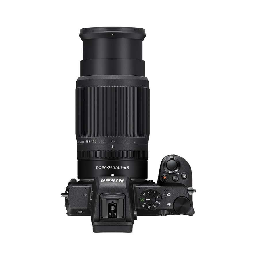 NIKON Z 50 KIT ME DX 16-50mm f/3.5-6.3 VR & DX 50-250mm f4.5-6.3 VR + SanDisk SD Extreme 16GB