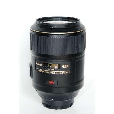 NIKKOR FX MICRO 105mm F/2.8 AF-S G ED VR NANO CRYSTAL