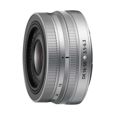 NIKON Z fc Kit ΜΕ DX 16-50mm f/3.5-6.3 VR(SL) & DX 50-250mm f/4.5-6.3 VR