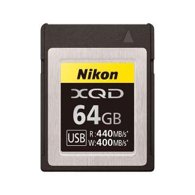 NIKON XQD CARD 64GB