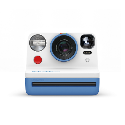 Polaroid Now - Blue Camera 9030