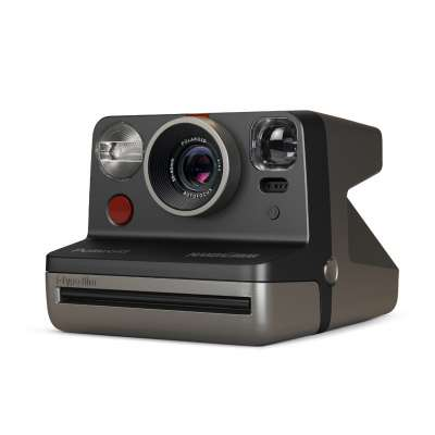 Polaroid Now - Mandalorian camera
