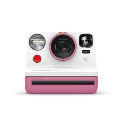 Polaroid Now - Pink Camera 9056