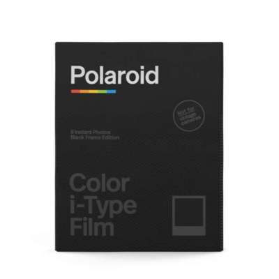 Polaroid Color film for i-Type - Black Frame Edition 6019