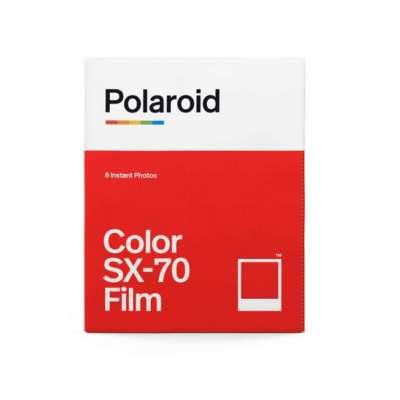 Polaroid Color Film for SX-70 6004