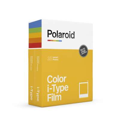 Polaroid Color Film for i-Type - Double Pack 6009