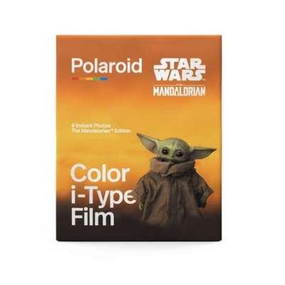 Polaroid (S) Color film for i-Type - The Mandalorian Edition 6020