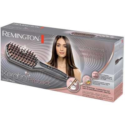 REMINGTON CB7480 E51 Straight Brush Keratin Protect