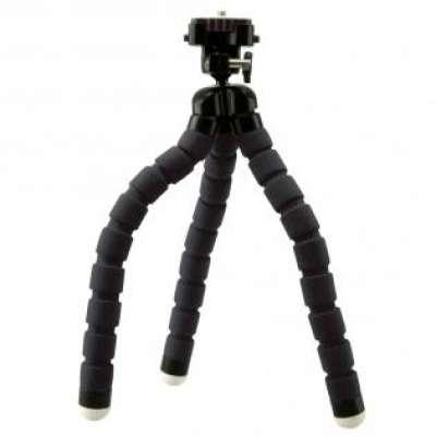 Rollei 20797 Monkey Pod flexible Tabletripod Black
