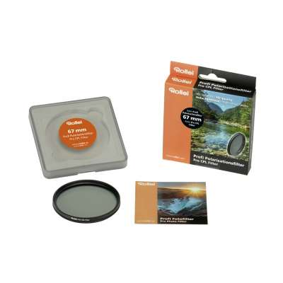 Rollei 26080 Profi Polarizing-Filter 67mm