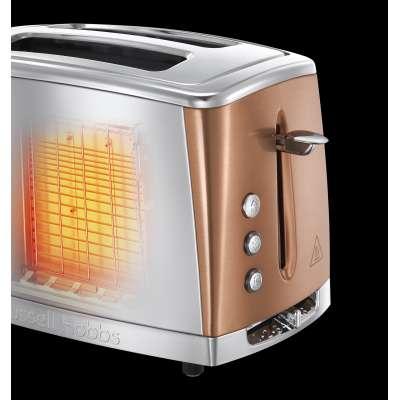 RH 24290-56 Luna Copper Accents Toaster
