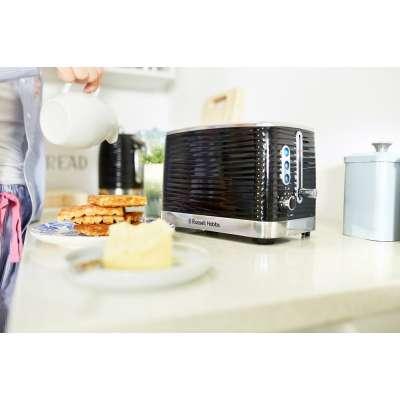 RH 24371-56 Inspire Black Toaster