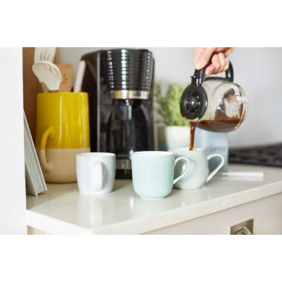 RH 24391-56 Inspire Black Coffee Maker