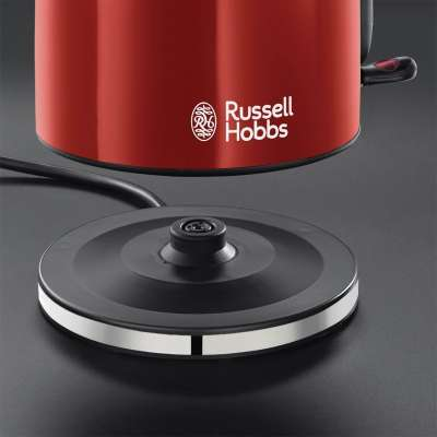 RH 20412-70 Colours Plus Flame Red Kettle