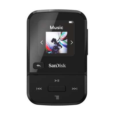 SanDisk SDMX30-032G-E46K Clip Sport Go Black 32GB
