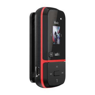 SanDisk SDMX30-032G-E46R Clip Sport Go Red 32GB