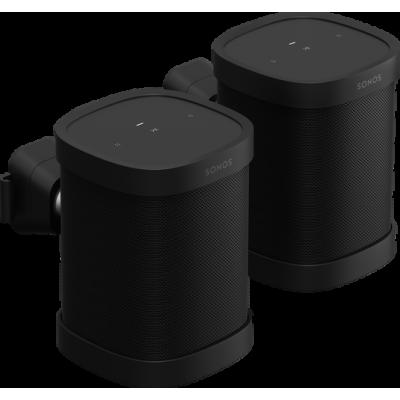 Sonos Mount (Pair) for One (Black)