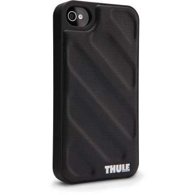 THULE TGI104K Black Σκληρή Θήκη για iPhone 4