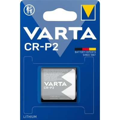VARTA CR-P2 6204 6V (Συσκ.1) 301401