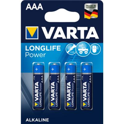 VARTA 4903 συσκ.4 ΑΛΚΑΛΙΚΗ LONGLIFE POWER AAΑ
