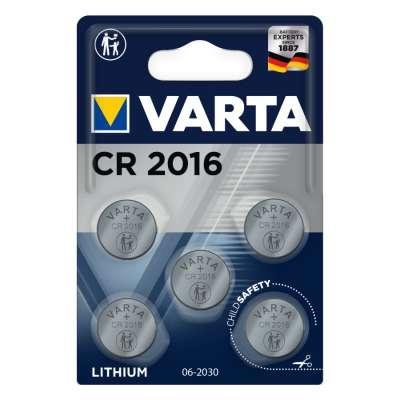 VARTA CR 2016 συσκ.5