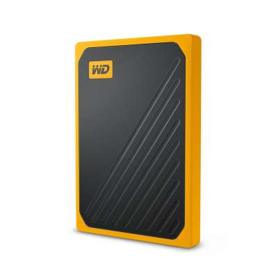 WD MyPassport Go 500GB YELLOW WDBMCG5000AYT-WESN
