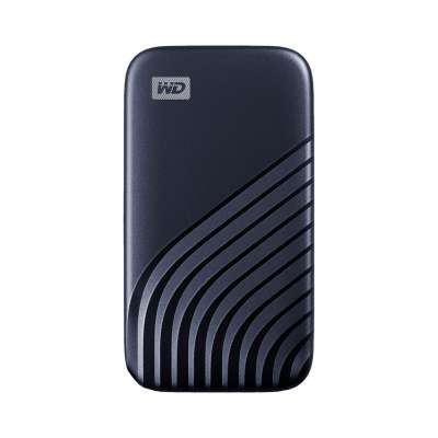WD My Passport WDBAGF5000ABL-WESN BLUE
