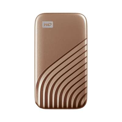 WD My Passport WDBAGF5000AGD-WESN GOLD