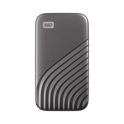 WD My Passport WDBAGF5000AGY-WESN GRAY