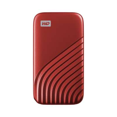 WD My Passport WDBAGF5000ARD-WESN RED